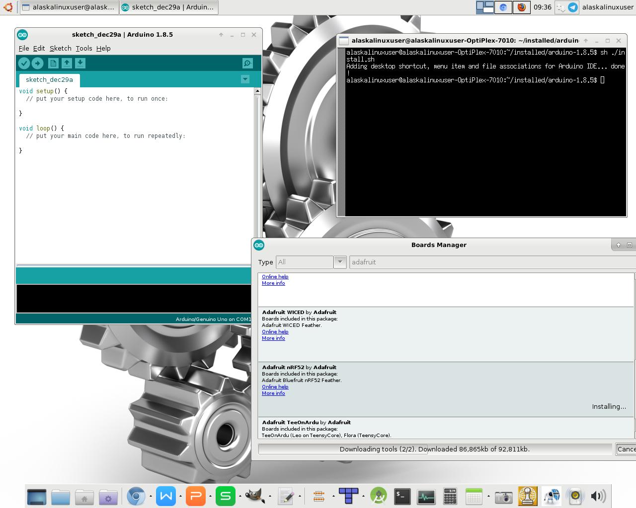 arduino1.8.5